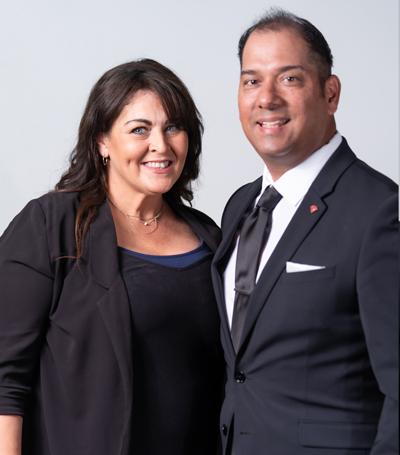 Stacy & Lynette Ybarra