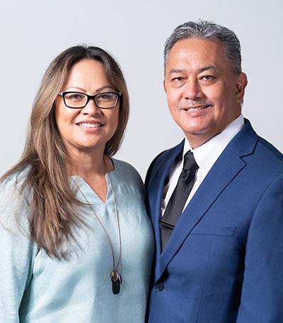 Tony & Therese Untalan