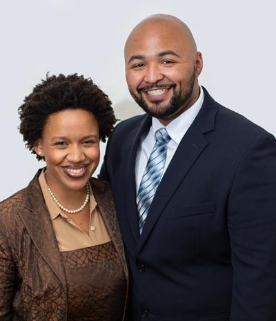 Michael & Jasmin Peterson