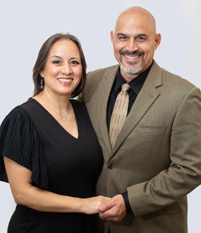 Sal & Patricia Velasco