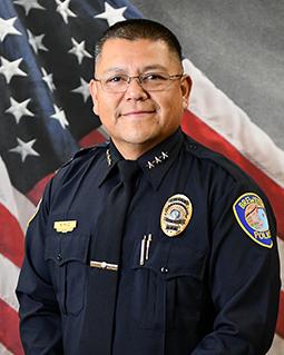 <b>Marcos Ruiz<p> </b>Chief of Police