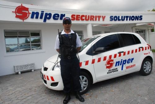 Armed Security - Sniper Response