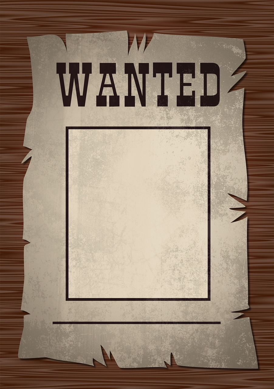 most wanted chubbuck - Most Wanted Picture Frame