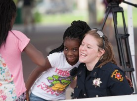 CSPD Picnic, Back-to-School Party