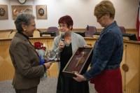 Mayor Berry bids farewell