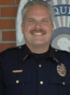 Hoquiam Police Chief Jeff Myers