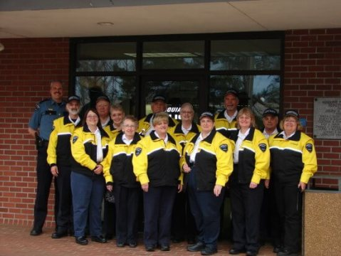 2012 Crime Watch Volunteers