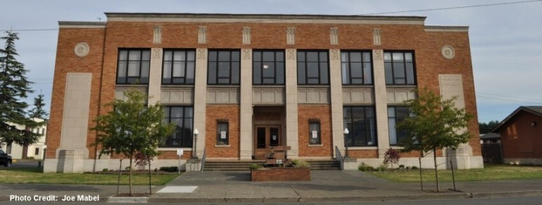 Hoquiam City Hall
