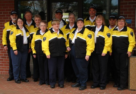 2013 CrimeWatch Volunteers