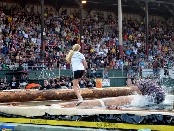 Picture of Hoquiam Wa Loggers Playday Festival