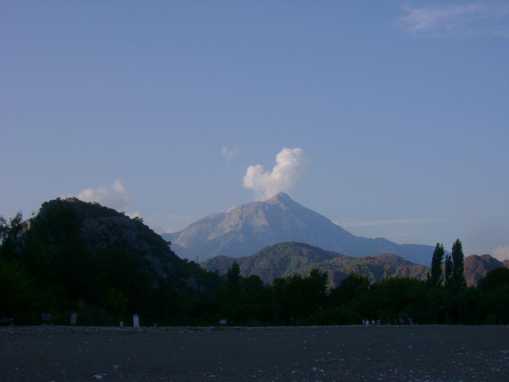 Mount Olympus (Turkish: Tahtalı Dağı), Antalya, Turkey