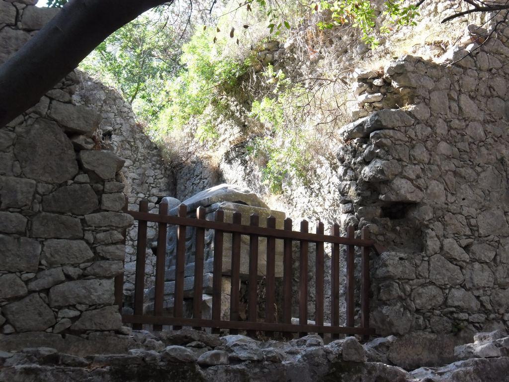 The ancient city of Olympos - 2012, Antalya, Turkey - 50