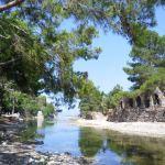 The ancient city of Olympos, Antalya, Turkey