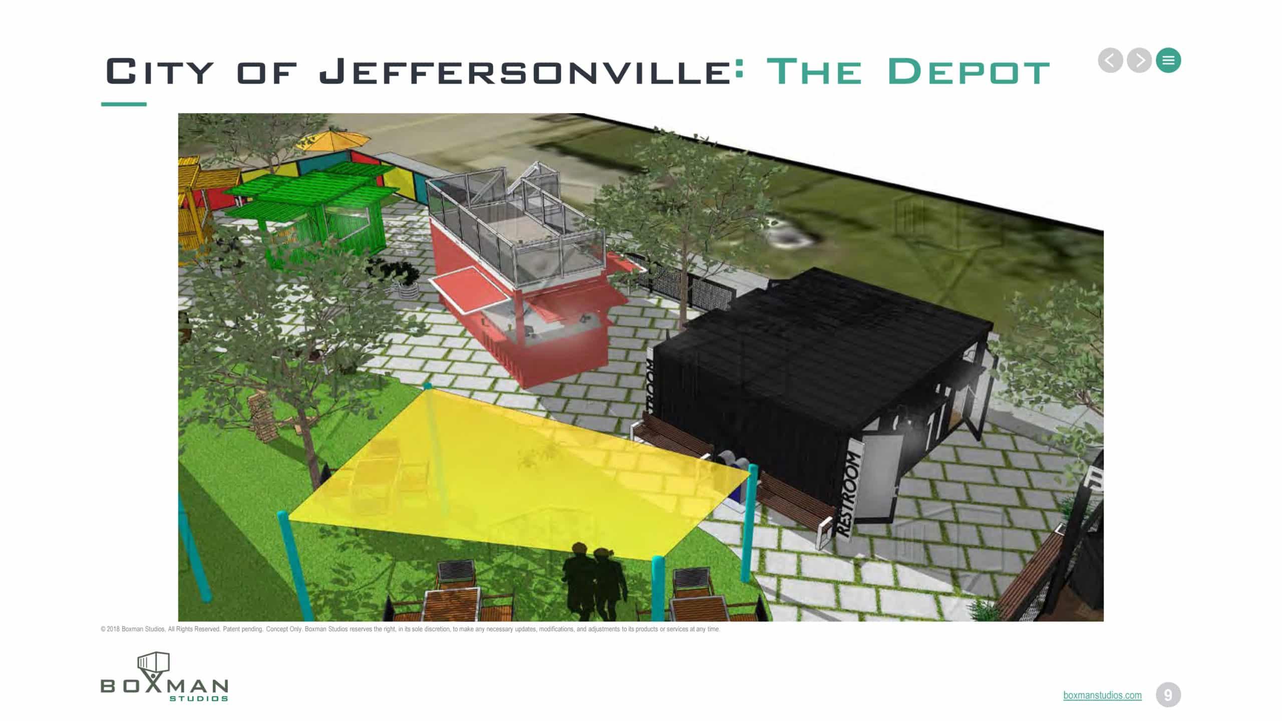City of Jeff Arts