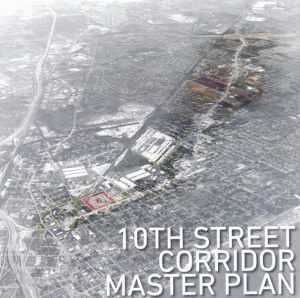 10th Street Corridor Master Plan