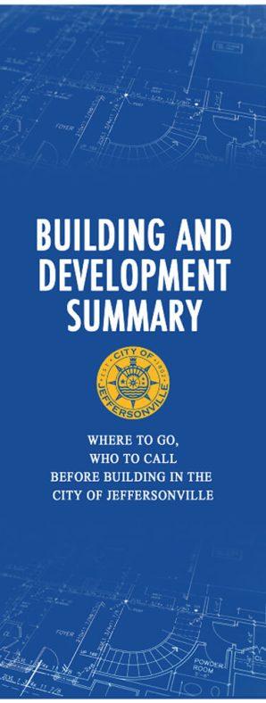 Building and Development Summary