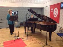 Felicity Lott on BBC Radio 3 In Tune 5 Jan 2015 @BBCInTune