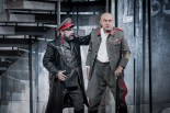 Simon Thorpe as Manfredo and Mikhail Svetlov as Archibaldo Photographer - Robert Workman