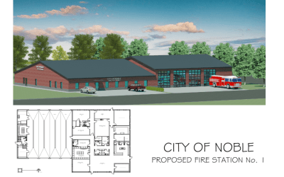 2021 Bond Issue – New Fire Station and Dispatch Center Improvements