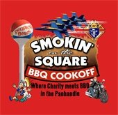 Smokin' in the Square 8th Annual Charity BBQ Cookoff