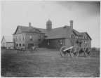 Drill Hall. Special Collections and University Archives, UMass Amherst Libraries