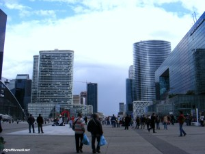 La Défense at first glance