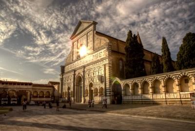 Santa Maria Novella - image via Flickr by Giuseppe Moscato