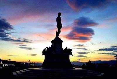 Piazzale Michelangelo - image via Trover by Alessandro Ricciardi