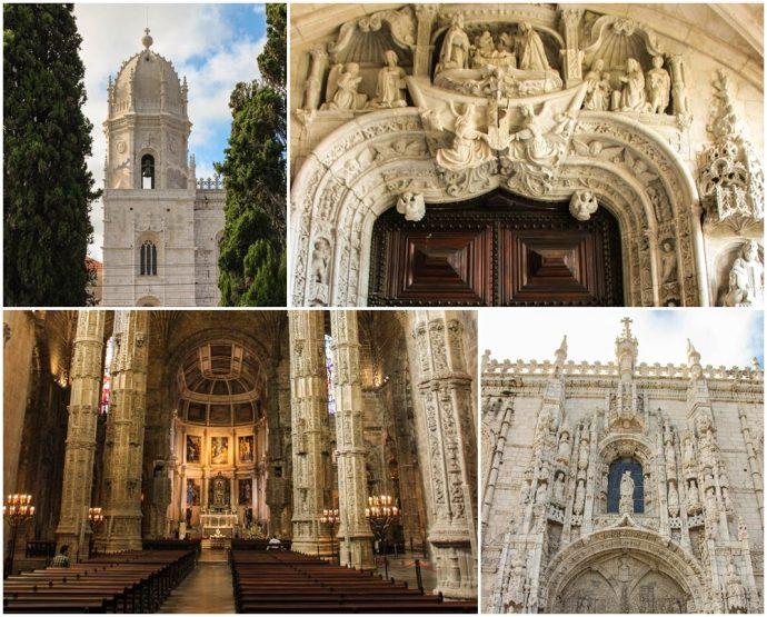 Jeronimos Monastery, Lisbon, Portugal