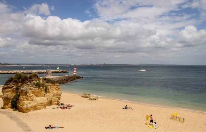 Praia da Batata | 6 Best Places to Visit in Lagos, Portugal