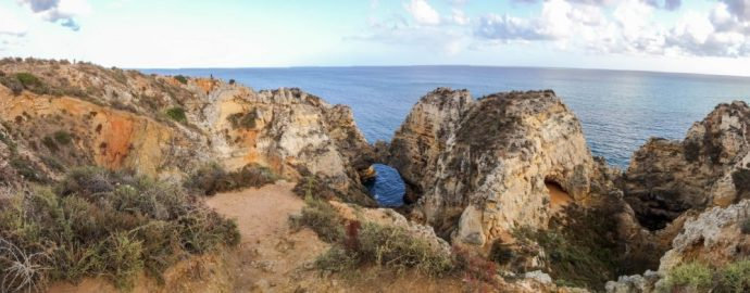 Ponta da Piedade  | 6 Best Places to Visit in Lagos, Portugal