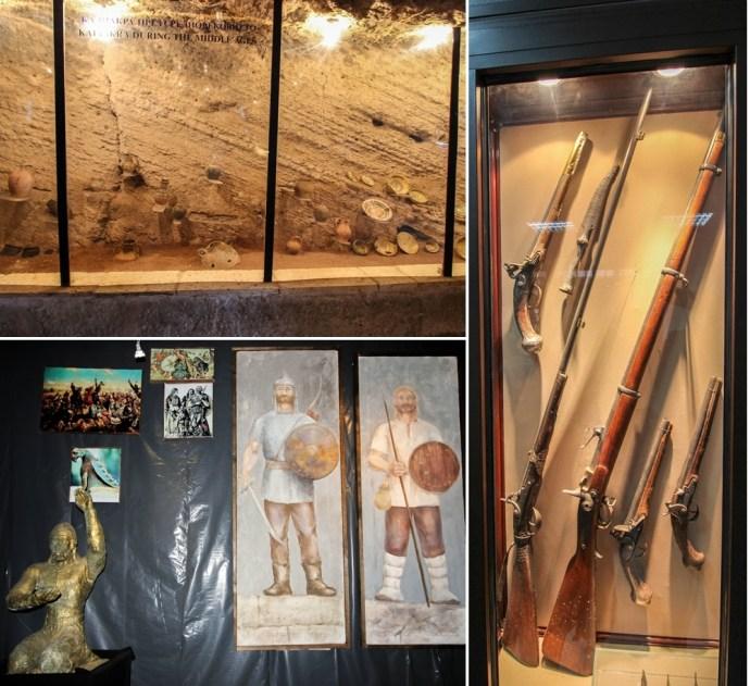 History Museums trip to Kavarna, Bulgaria