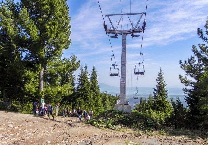 Hiking the 7 Rila Lakes Bulgaria