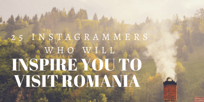 25 Instagrammers Who Will Inspire You to Visit Romania