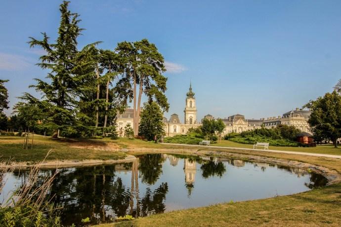 Festetics Castle, Keszthely, Hungary