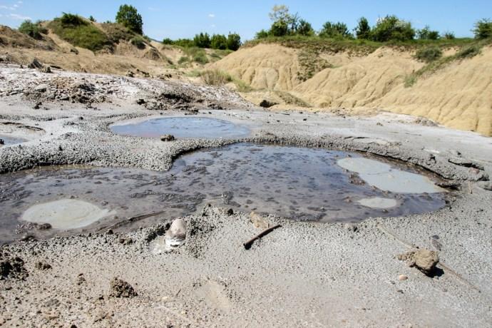 Must Sees Buzau County - Mud Volcanoes