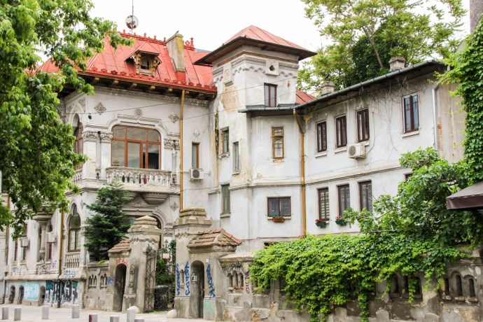 Bucharest Old Town Photo Tour