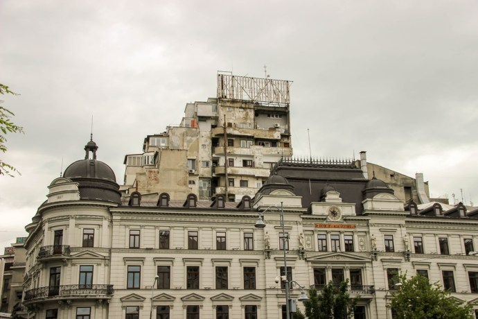Bucharest Old Town Photo Tour, Grand Hotel du Boulevard