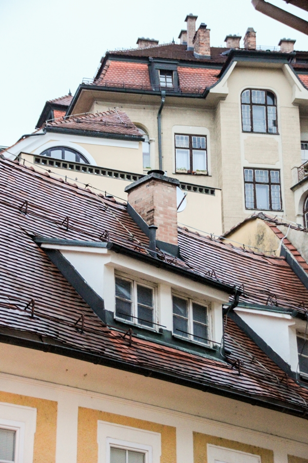 Rooftops | Sightseeing in Maribor