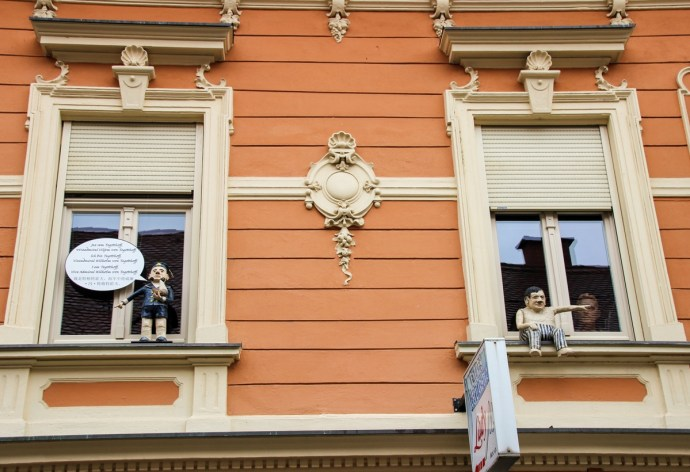 Houses | Sightseeing in Maribor