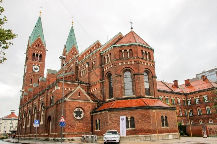Franciscan Church Maribor | Sightseeing in Maribor