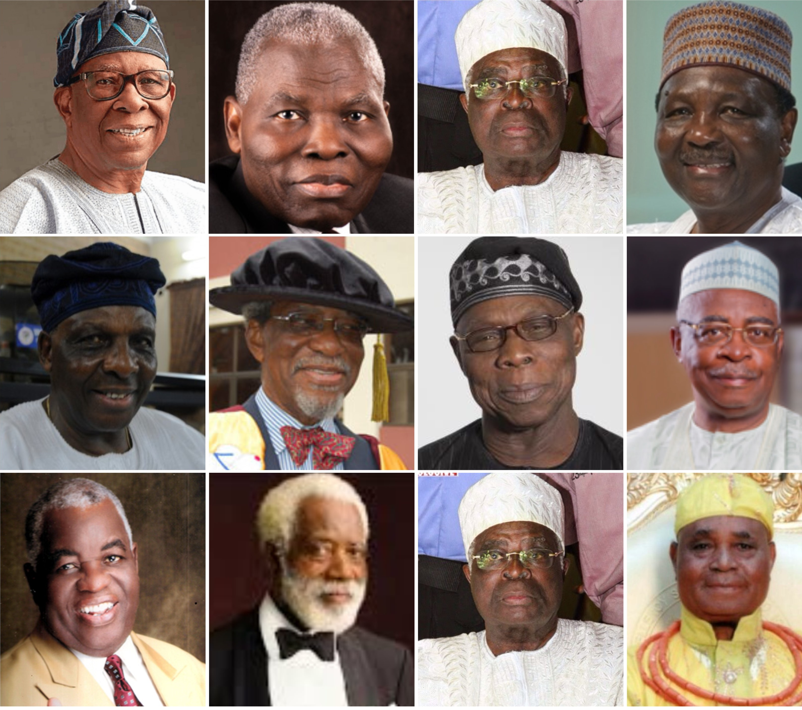 Meet The Grand Old Men Who Are Aging Gracefully - Supreme Court Verdict: Nigerians never expected less -APC UK