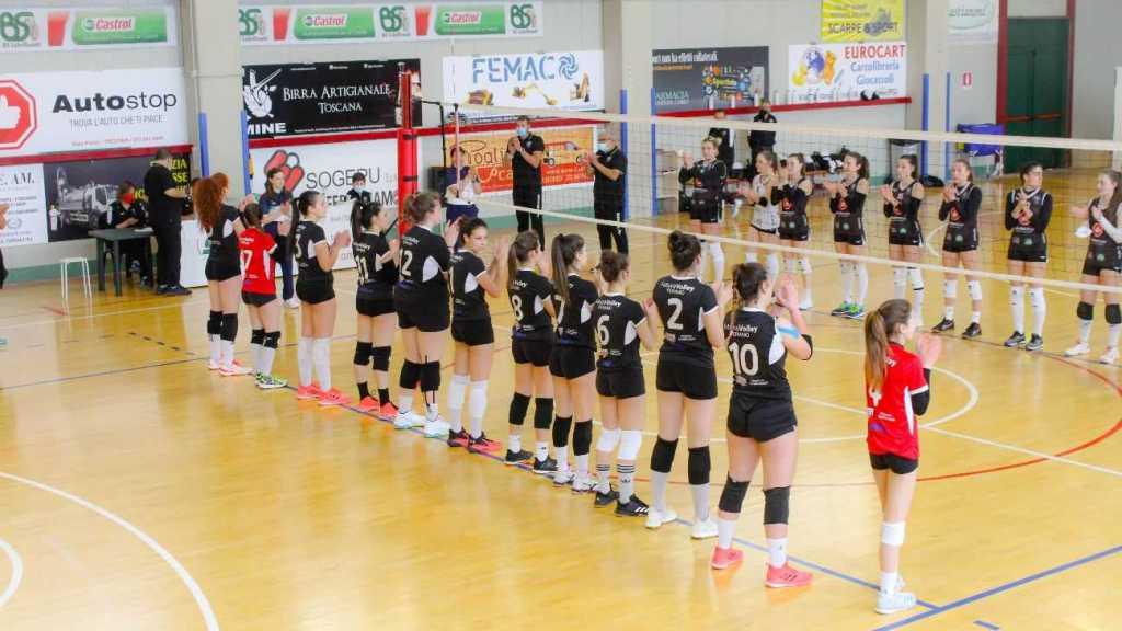 volley-b-donne,-la-futura-teramo-perde-anche-gara-due-ed-esce-dai-play-off