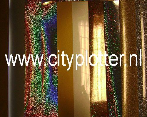 Pakket van 10 folies goud en zilver vinyl folie vinylfolie flex flexfolie gold silver Cityplotter Zaandam