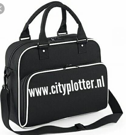 Tas Tassen Luiertas Dancetas Sporttas Shopper Schoudertas Mamatas bag Roze Black Cityplotter Zaandam