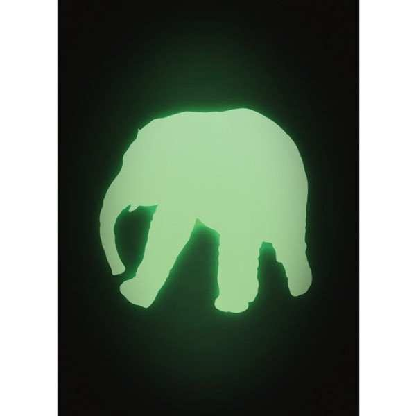 Flexfolie gloeit op in het donker flexfoil heat transfer smooth glow in the dark SG 3950