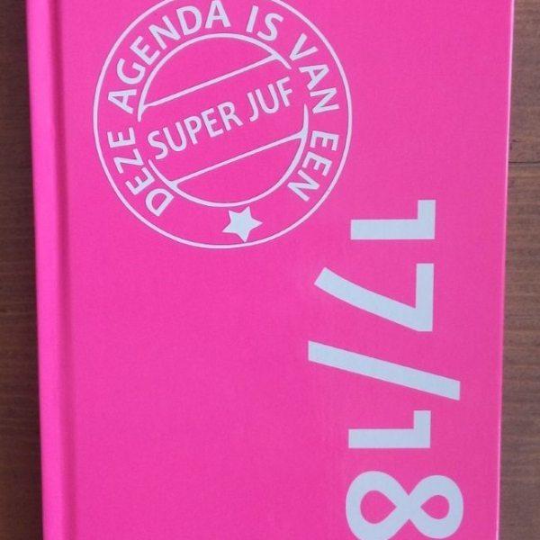 agenda juf roze cityplotter zaandam