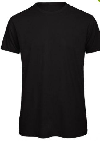 shirt man ronde hals zwart cityplotter zaandam