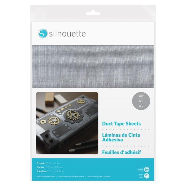 silhouette Duct tape sheets cityplotter zaandam