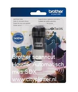 Brother scanncut Houder Standaard Automatisch mes SDX cityplotter zaandam